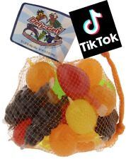 Dely-Gely TIK-TOK Fruit Jelly Fruit-Licious CANDY 25 Piece ONE BAG 🔥SHIP FAST🔥