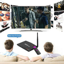 MX9 PRO Android 7.1 4K TV Box Quad Core WIFI 2GB+16GB Ultra HD Media Player HDMI