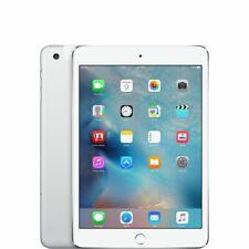 "Apple iPad mini 3 7.9"" 16GB WiFi + Cellular Silver A Grade"
