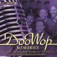 DOO WOP MEMORIES - ORIGINALS - MINT SEALED  CD - NEW FREE POST UK