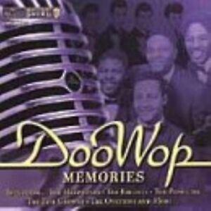 DOO WOP MEMORIES - ORIGINALS - MINT SEALED  CD - NEW FREE POST UK