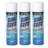3 Pcs ANDIS COOL CARE Plus 15.5 Oz Spray For Clipper Trimmer Blade Lubricant