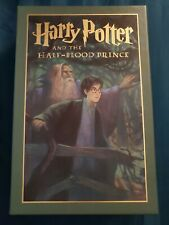 Harry Potter Half Blood Prince Deluxe Signed Edition Hardcover with Slip Case