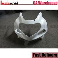 Unpainted Front Upper Cowl Fairing Nose For Suzuki 600/750 2001-2003 ABS Plastic