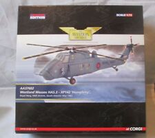 CORGI AVIATION ARCHIVE WESTLAND WESSEX HUMPHREY HELICOPTER DIECAST 1/72 #AA37602