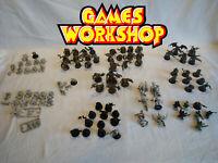 Orks / Chaos / Eldar figures Many Metal / OOP, Warhammer 40K