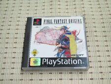 Final Fantasy Origins für Playstation 1 PS1 PSone PSX *OVP*