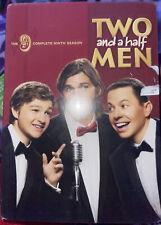Two and a Half Men Season 9 DVD Complete Ninth Season ~ NEW ~ Sealed ~ Free Ship