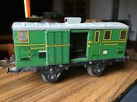 Hornby échelle O wagon fourgon N ° 1 S