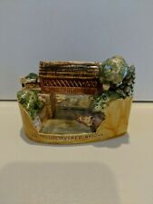 Vintage Sebastian Miniatures The Old Covered Bridge #6253 Copyright 1954