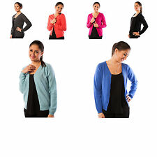 Cashmere Long Sleeve V Neck Jumpers & Cardigans for Women