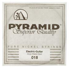 "Pyramid ""Superior-Quality"" Pure Nickel Single string 032w"