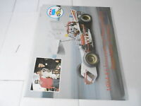 #MISC-2544 CAR RACING YEARBOOK - 1984 INTERNATIONAL SUPERMODIFIED ASSOCIATION