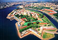 AK,Russland, St. Petersburg, Die Peter Pauls Festung und Kathedrale