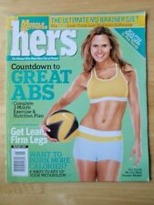 a26611df00 MUSCLE   FITNESS HERS female muscle exercise magazine TIMEA MAJOROVA ...