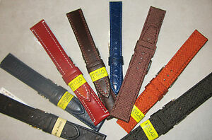 Cinturini Morellato in saldo. misure dai 18-20-16mm