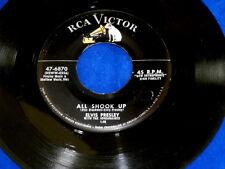 ELVIS PRESLEY~ALL SHOOK UP~VG+~RCA 47-6870~~ POP 45