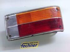 Heckleuchte R Opel Ascona A 1971 rear light rechts mit Chromrahmen Schlusslicht