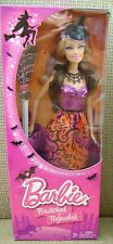 BARBIE BEWITCHED & BEJEWELED HALLOWEEN DOLL 2013 *NEW*