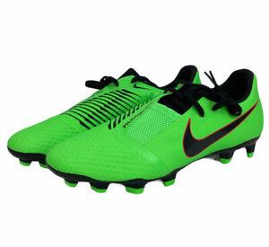 Nike Men's Phantom Venom Academy FG Soccer Cleats Green Strike Sz 8 AO0566 306