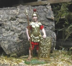 Nativity Scene Roman Soldier Figurine Landi Presepio Pesebre Soldado Nacimientos