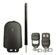 Kit recepteur ext. auto-apprenant + 2 télécommandes de portail  - 868 MHz