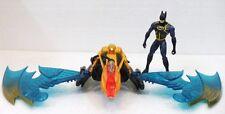 "DC Comics Inc. - ""BAT-virtuelle + BATMAN"" - Hasbro 1999 e Kenner 1997"