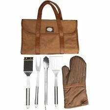 Urban Edge by Canyon Branson BBQ Tool Set