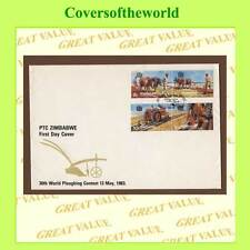 First Day Cover Zimbabwe Stamps (1965-Now)