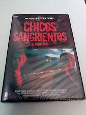 "DVD ""CHICOS SANGRIENTOS"" PRECINTADO SEALED STEPHEN FREARS BLOODY KIDS"