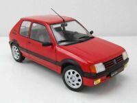 Peugeot 205 1.9 GTi de 1985 ( Phase 1 )  au 1/18 de SOLIDO S1801702