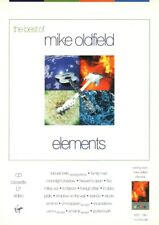 Mike Oldfield - Elements - Full Size Magazine Advert