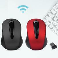 Bluetooth3.0 Wireless Mouse 1600DPI Mini Mice for Android Phone Tablet PC Laptop