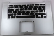 "MacBook Pro 15"" a1286 2010/2009 TASTIERA de speeds palmrest 069-6153-10"
