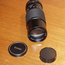 300mm f5.6 Vivitar TELEPHOTO PRIME lens Konica AR bayonet fit made in JAPAN