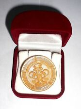1956 OLYMPIC GAMES MELBOURNE AUSTRALIA Original CZECHOSLOVAKIA Glass PIN Badge 3
