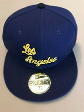 New Era 59Fifty Cap NBA Los Angeles Lakers Fitted Hat 7 1/4 - Style#20116689