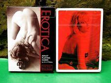 Erotic 54 Playing Cards Deck Photographer Eric Wilkins Design MFDPiatnik Austria