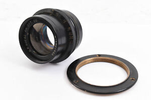 "C P Goerz AM Opt Co 8 1/4"" f/6.8 Kenro Dagor Large Format Process Lens RARE RA08"