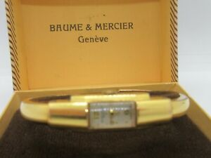 Baume & Mercier Geneve 57797720254 Wrist Watch for Women