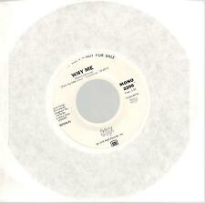 Dennis DeYoung, Why Me; Promotional Mono/Stereo 45