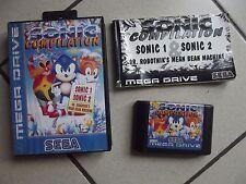Sonic Compilation  Sega Mega Drive