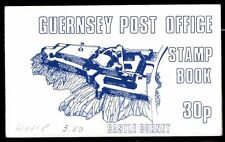 Guernsey - 1980 Definitives coins - Mi. booklet MH 8 MNH
