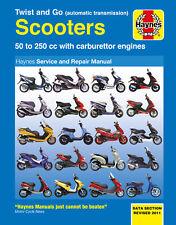 Haynes Workshop Manual For Suzuki AY 50 WR-W, X, Y Katana Sport 1998-2000