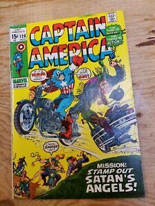 Captain America #128