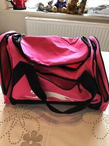 Slazenger Pink Sports Bag