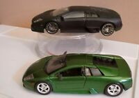 LAMBO SALE --- Lamborghini Murcielago LP640 & Green Murcielago - both 1/24 scale