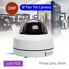 2Mp Ip 1080P Security Camera 4mm Ptz Ir Onvif Speed Network PoE 355° Pan Tilt