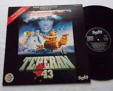 OST - B.O.F. Georges GARVARENTZ Teheran 43 FRENCH LP BARCLAY (1981) NMINT