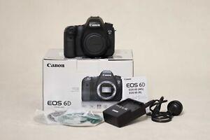 Canon EOS 6D DSLR Camera- Good condition